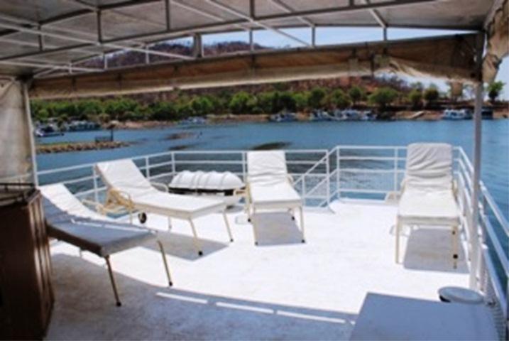 What A Pleasure Houseboat